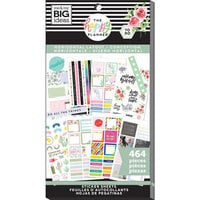 Me and My Big Ideas - Happy Planner Collection - Planner - Stickers - Value Pack - Horizontal with Foil Accents
