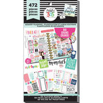 Me and My Big Ideas - Create 365 Collection - Planner - Stickers - Value Pack - Memory Planning with Foil Accents