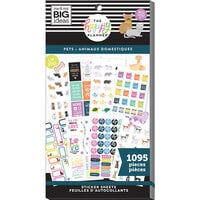Me and My Big Ideas - Happy Planner Collection - Planner - Stickers - Value Pack - Pets