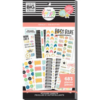 Me and My Big Ideas - Happy Planner Collection - Planner - Stickers - Value Pack - Goals