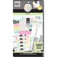 Me and My Big Ideas - Happy Planner Collection - Planner - Stickers - Value Pack - Budget