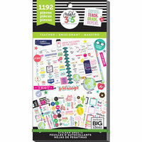 Me and My Big Ideas - Create 365 Collection - Planner - Stickers - Value Pack - Sweet Life Teacher