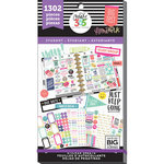 Me and My Big Ideas - Create 365 Collection - Planner - Stickers - Value Pack - Fri Yay Student with Foil Accents