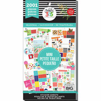 Me and My Big Ideas - Create 365 Collection - Planner - Stickers - Value Pack - Mini Seasonal 2