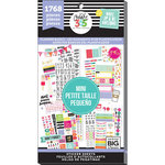 Me and My Big Ideas - Create 365 Collection - Planner - Stickers - Value Pack - Mini Planner Basics