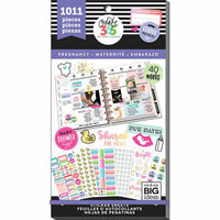Me and My Big Ideas - Create 365 Collection - Planner - Stickers - Value Pack - Pregnancy