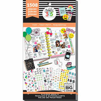 Me and My Big Ideas - Create 365 Collection - Planner - Stickers - Value Pack - Mini Icons with Foil Accents