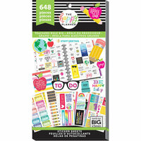 Me and My Big Ideas - Create 365 Collection - Planner - Stickers - Value Pack - Get It Done Teacher
