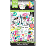 Me and My Big Ideas - Create 365 Collection - Planner - Stickers - Value Pack - Gold Star Quotes