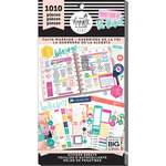 Me and My Big Ideas - Faith Warrior Collection - Planner - Value Pack