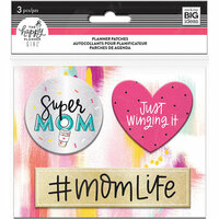 Me and My Big Ideas - Super Mom Collection - Planner - Patches
