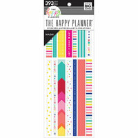 Me and My Big Ideas - Create 365 Collection - Planner - Washi Book - Brights