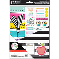 Me and My Big Ideas - Happy Planner Collection - Planner - Accessory Pack - Teacher