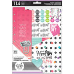 Me and My Big Ideas - Healthy Hero Collection - Planner - Accessories
