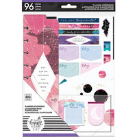 Me and My Big Ideas - Stargazer Collection - Planner - Accessory Pack with Foil Accents