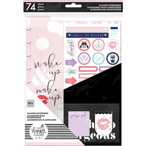Me and My Big Ideas - Glam Girl Collection - Planner - Accessory Pack