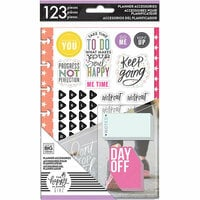 Me and My Big Ideas - Healthy Hero Collection - Planner - Mini - Accessories