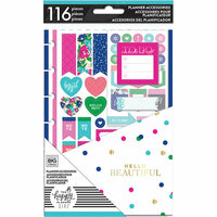Me and My Big Ideas - Socialite Collection - Planner - Mini - Accessories