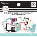 Me and My Big Ideas - Create 365 Collection - Planner - Tiny Sticker Pad - Make Things Happen