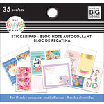 Me and My Big Ideas - Create 365 Collection - Planner - Tiny Sticker Pad - Floral