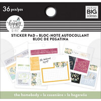 Me and My Big Ideas - Homebody Collection - Planner - Tiny Sticker Pad