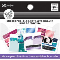 Me and My Big Ideas - Stargazer Collection - Planner - Tiny Sticker Pad
