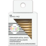 Me and My Big Ideas - Create 365 Collection - Planner - Expander Metal Discs - Gold