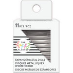Me and My Big Ideas - Create 365 Collection - Planner - Expander Metal Discs - Silver