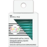 Me and My Big Ideas - Create 365 Collection - Planner - Expander Metal Discs - Teal