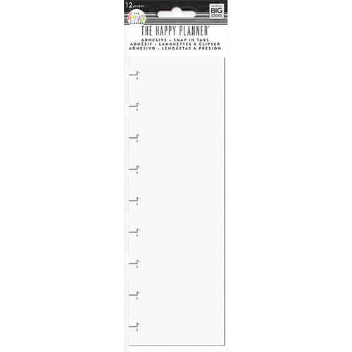 Me and My Big Ideas - Create 365 Collection - Planner - Adhesive Snap-In Tabs