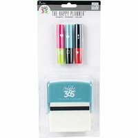 Me and My Big Ideas - Create 365 Collection - Stamp Pack - Stackable Icon and Checklist