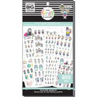 Me and My Big Ideas - Happy Planner Collection - Planner - Stickers - Value Pack - Stick Babe - Essentials