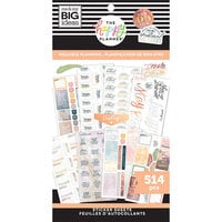 Me and My Big Ideas - Happy Planner Collection - Planner - Stickers - Value Pack - Wellness Planning