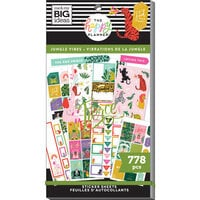 Me And My Big Ideas - Happy Planner Collection - Planner - Stickers - Jungle Vibes