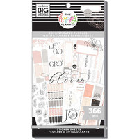 Me And My Big Ideas - Happy Planner Collection - Planner - Stickers - Sophisticated Florals