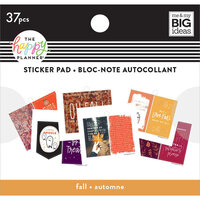 Me and My Big Ideas - Happy Planner Collection - Planner - Tiny Sticker Pad - Fall