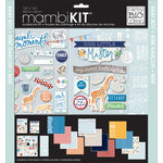 Me and My Big Ideas - MAMBI Kit - 12 x 12 Page Kit - Cool Baby Boy