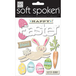 Me and My Big Ideas - Soft Spoken - 3 Dimensional Stickers - Easter Basket