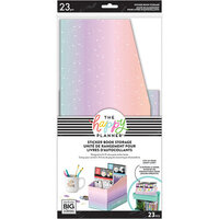 Me and My Big Ideas - Happy Planner Collection - Sticker Book Storage - Pastel Rainbow