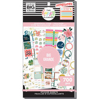 Me And My Big Ideas - Happy Planner Collection - Big - Planner - Stickers - Value Pack - Seasonal Type