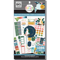 Me And My Big Ideas - Happy Planner Collection - Planner - Stickers - Value Pack - Jungle