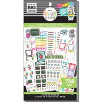 Me And My Big Ideas - Happy Planner Collection - Planner - Stickers - Value Pack - Teacher - Stick Girl