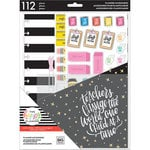 Me and My Big Ideas - Create 365 Collection - Planner - Accessory Pack - Teachers Gonna Teach