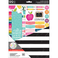 Me and My Big Ideas - Happy Planner Collection - Planner - Big - Accessory Pack - Teacher