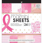 Me and My Big Ideas - MAMBI Sheets - 8 x 8 Paper Pad - She Believed