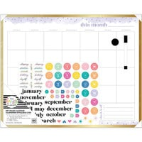 Me and My Big Ideas - Happy Planner Collection - Planner - Dry Erase Calendar - Lavender