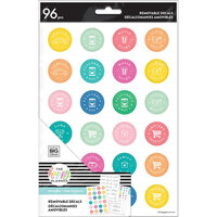 Me and My Big Ideas - Happy Planner Collection - Planner - Removable Decals - Dry Erase - To Do