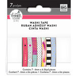 Me and My Big Ideas - Super Mom Collection - Planner - Skinny Washi Tape with Foil Accents
