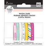 Me and My Big Ideas - Faith Warrior Collection - Planner - Skinny Washi Tape