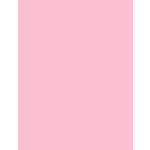 My Colors Cardstock - My Minds Eye - 8.5 x 11 Heavyweight Cardstock - Ballerina Pink